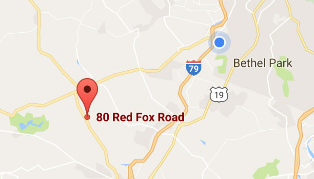 directions to red fox winery