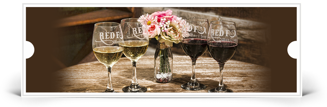 wines at red fox winery